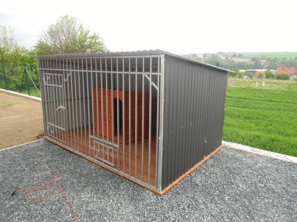 Kutyakennel 3x2